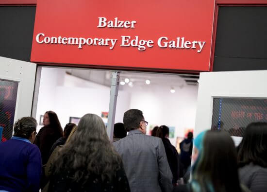 Balzer Contemporary Edge Gallery