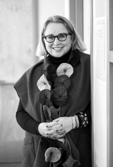 IAIA Museum of Contemporary Native Arts Director Patsy Phillips (Cherokee)