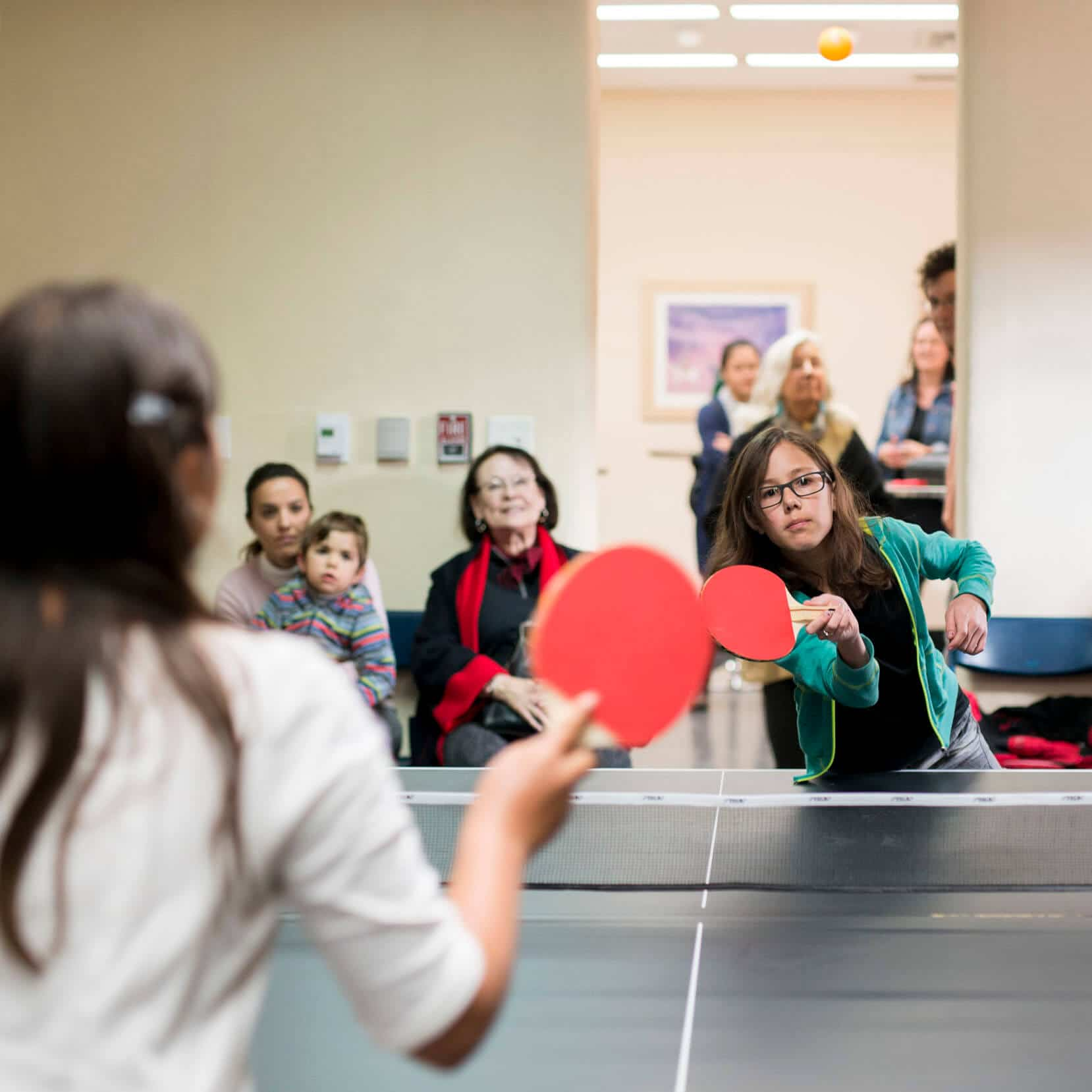 2015 2nd Annual Interaction in Art or the Art of Ping Pong