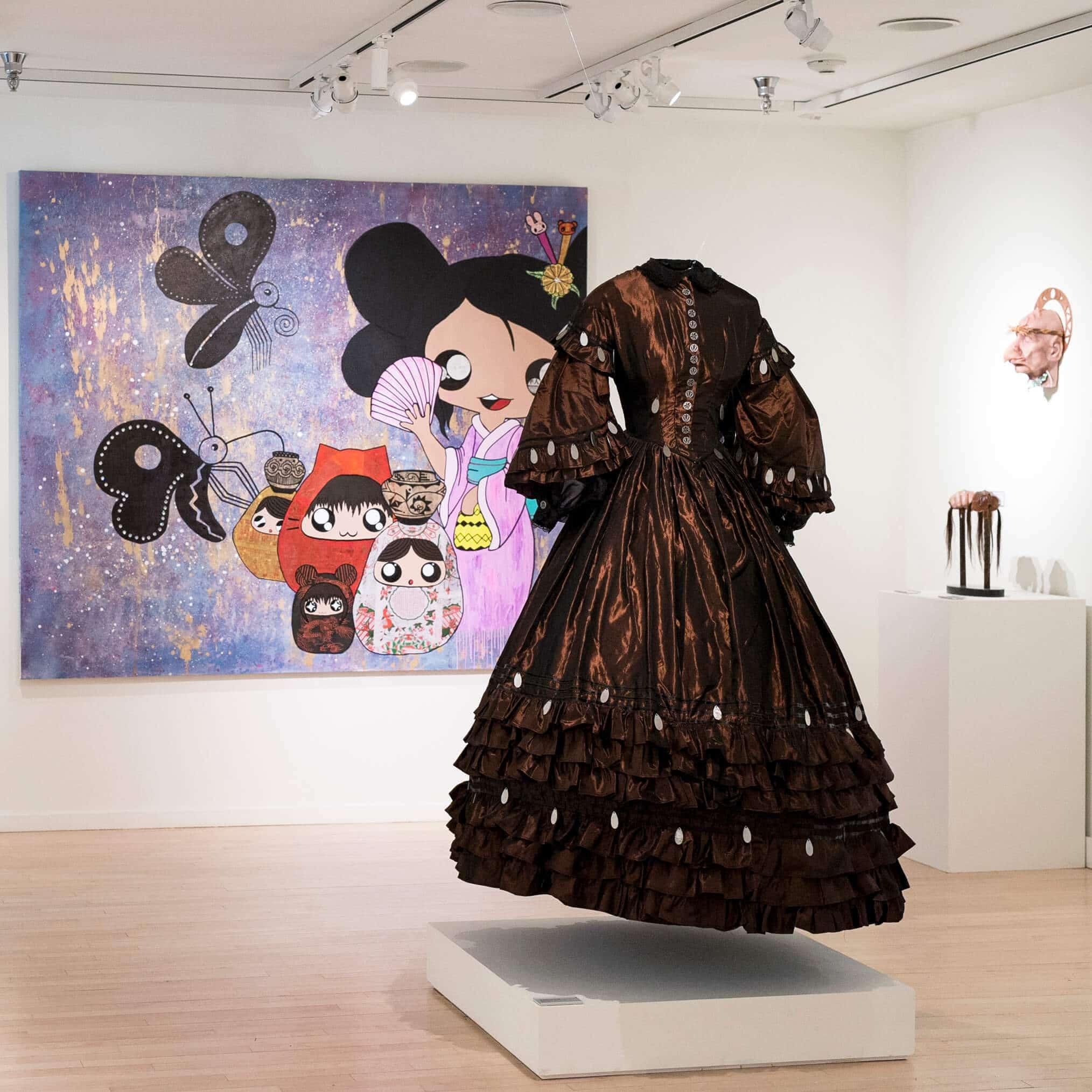 Exhibitions > Institute Of American Indian Arts (IAIA