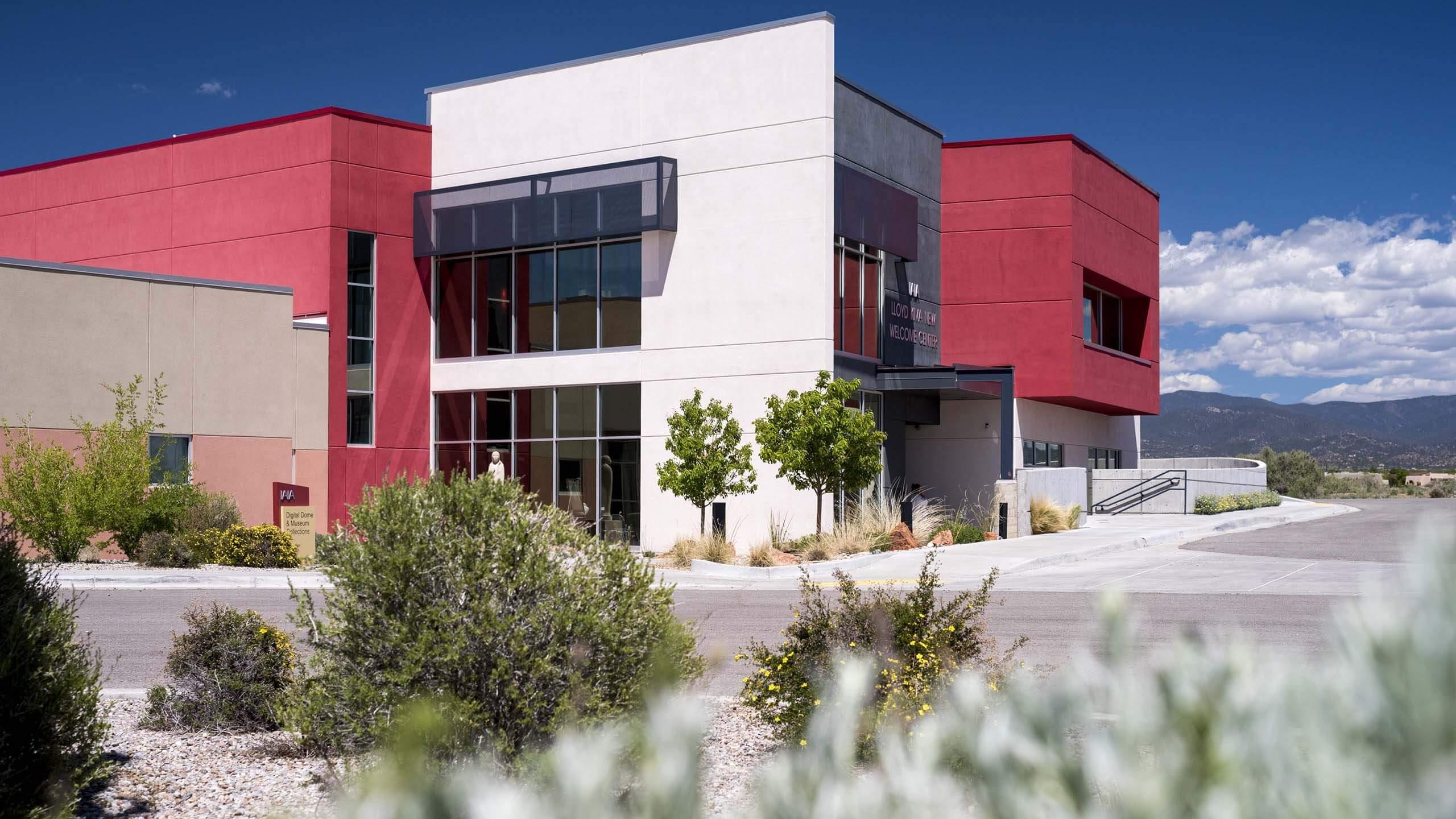 Visit Institute of American Indian Arts IAIA