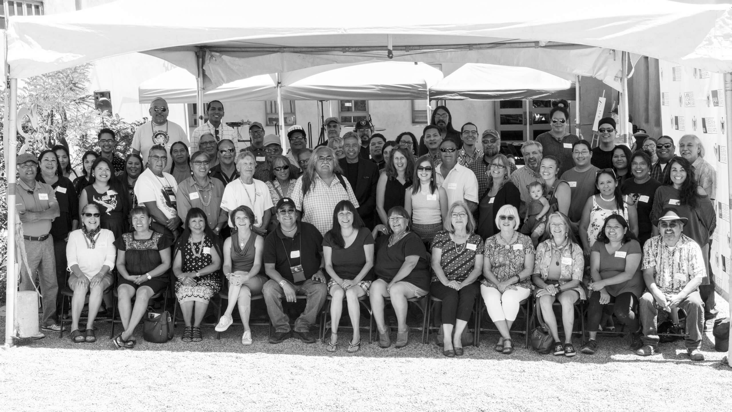 2017 Alumni Luncheon Group