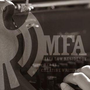 mfa low residency creative writing