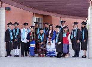2018 IAIA Alpha Chi Graduates
