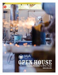 2018 IAIA Open House Brochure
