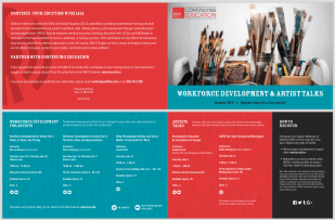 2018 Summer IAIA Continuing Education Brochure