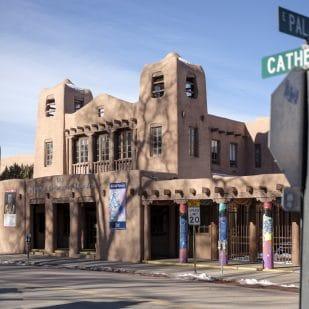 IAIA Museum of Contemporary Native Arts (MoCNA) > Institute of