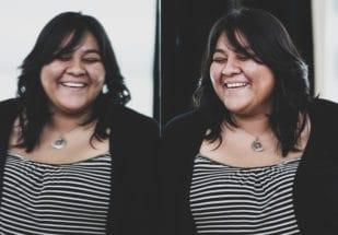IAIA Student Chelsea A. Benally (Navajo)