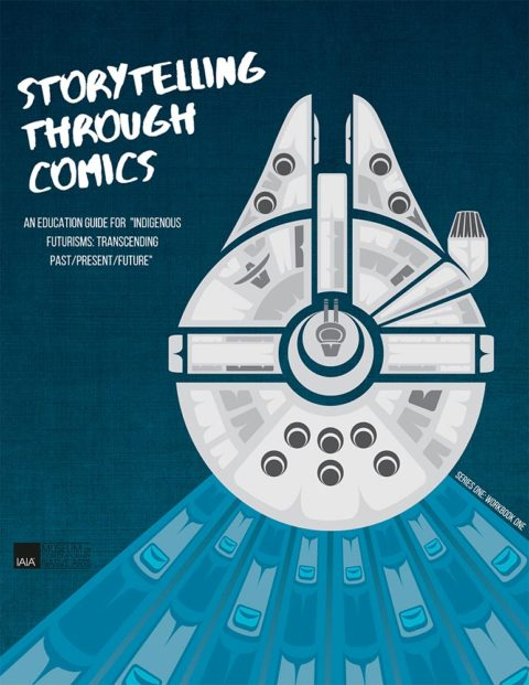 Storytelling Through Comics (S1 W1): Jeffrey Veregge