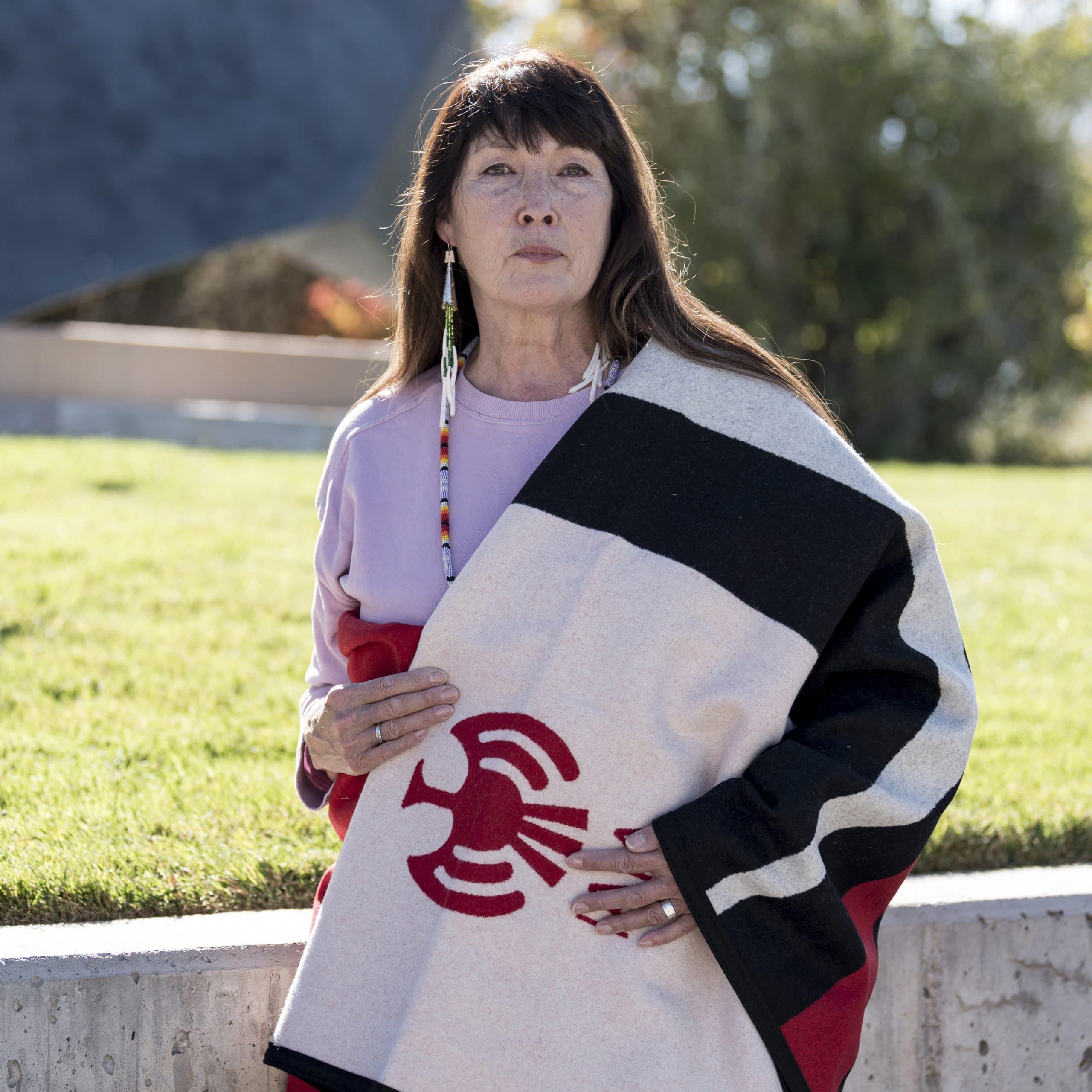 Academic Dean Charlene Teters Retires
