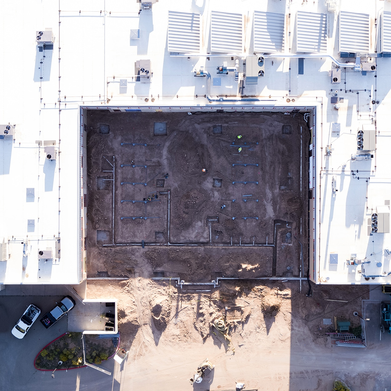 Construction on Campus—IAIA Expands Its Mission