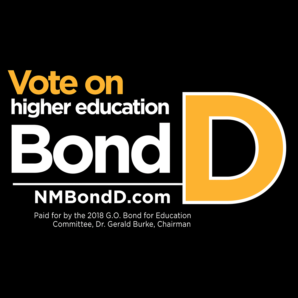 Vote on Higher Education Bond D