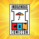 Indigenous Comic Con Poster