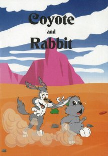 Coyote and Rabbit (DVD cover)