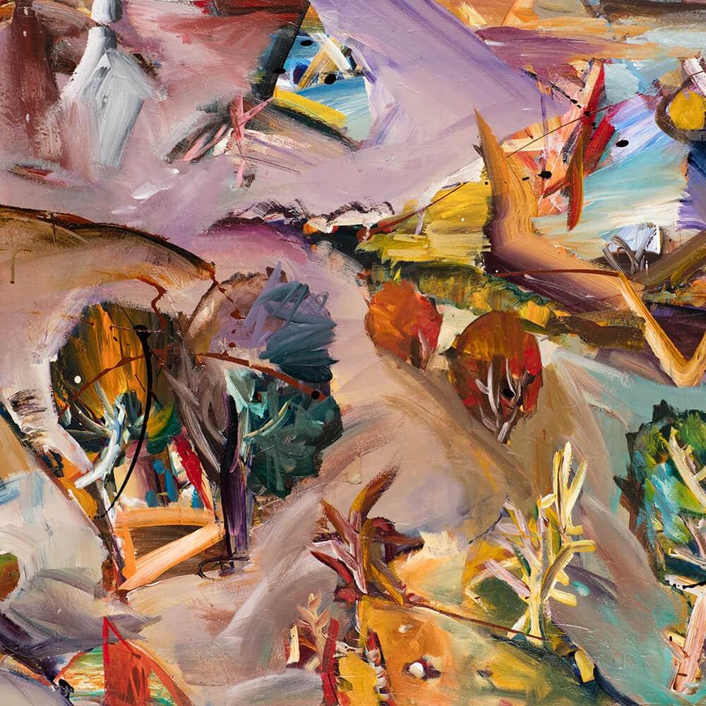 Expanding Horizons: Darren Vigil Gray