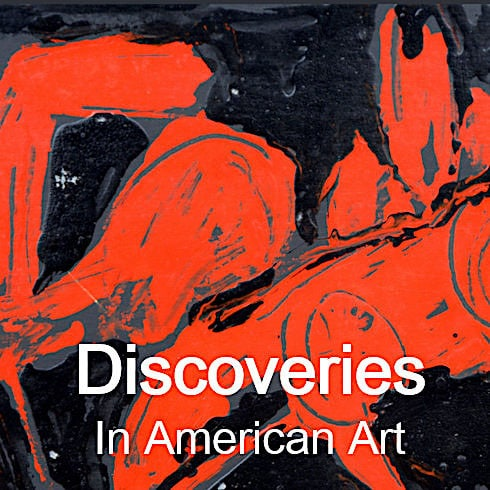 "MoCNA Featured in ""Discoveries in American Art"""