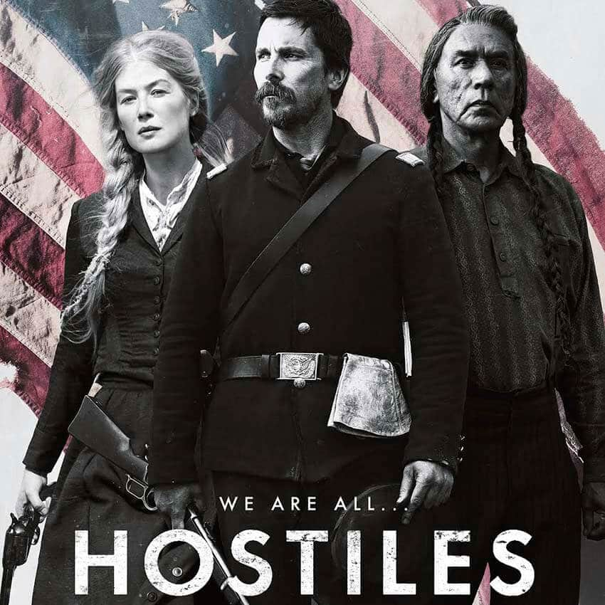 """Hostiles"" Screening—A Film to Remember!"