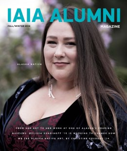 2018 Fall/Winter IAIA Alumni Newsletter