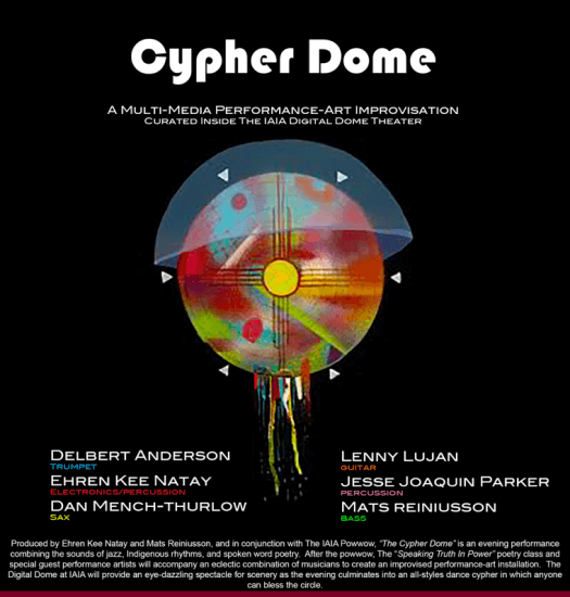 Cypher Dome flier
