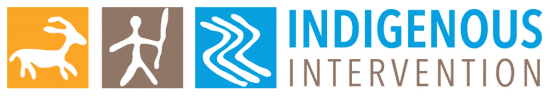 Indigenous Intervention Banner Logo