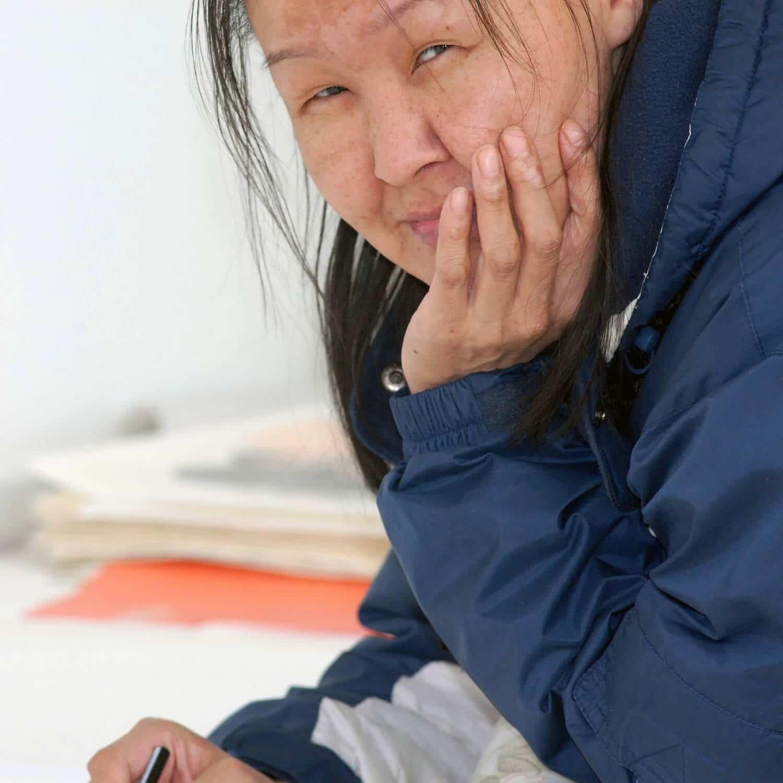 Inuit Artist Annie Pootoogook Passes Away