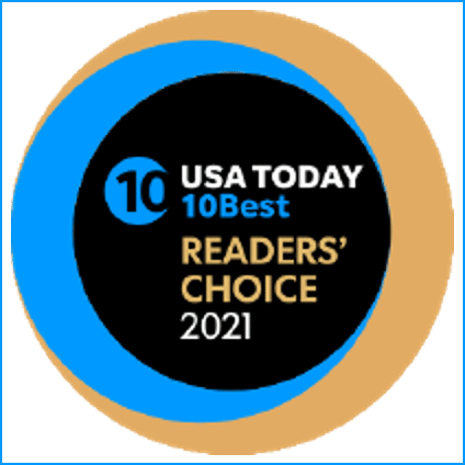 MoCNA Receives Reader's Choice Award in USA Today 10Best