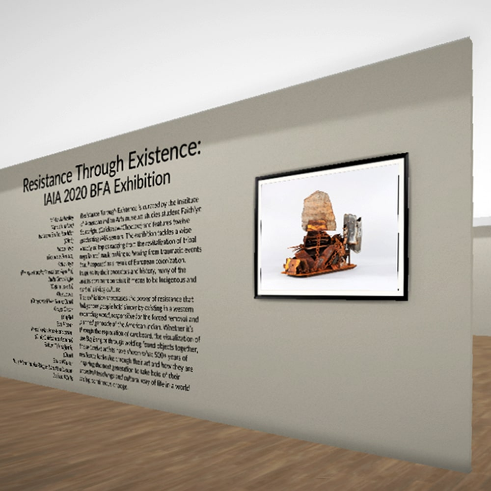 VR Experience: Resistance Through Existence